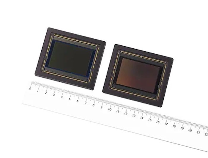 Sony's IMX661CMOS, whichwas released earlier this year.