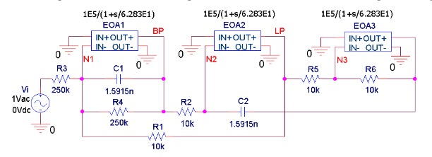 Integrator Limitations: The Op-Amp's Gain Bandwidth Product
