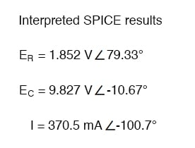 interpreted spice equation