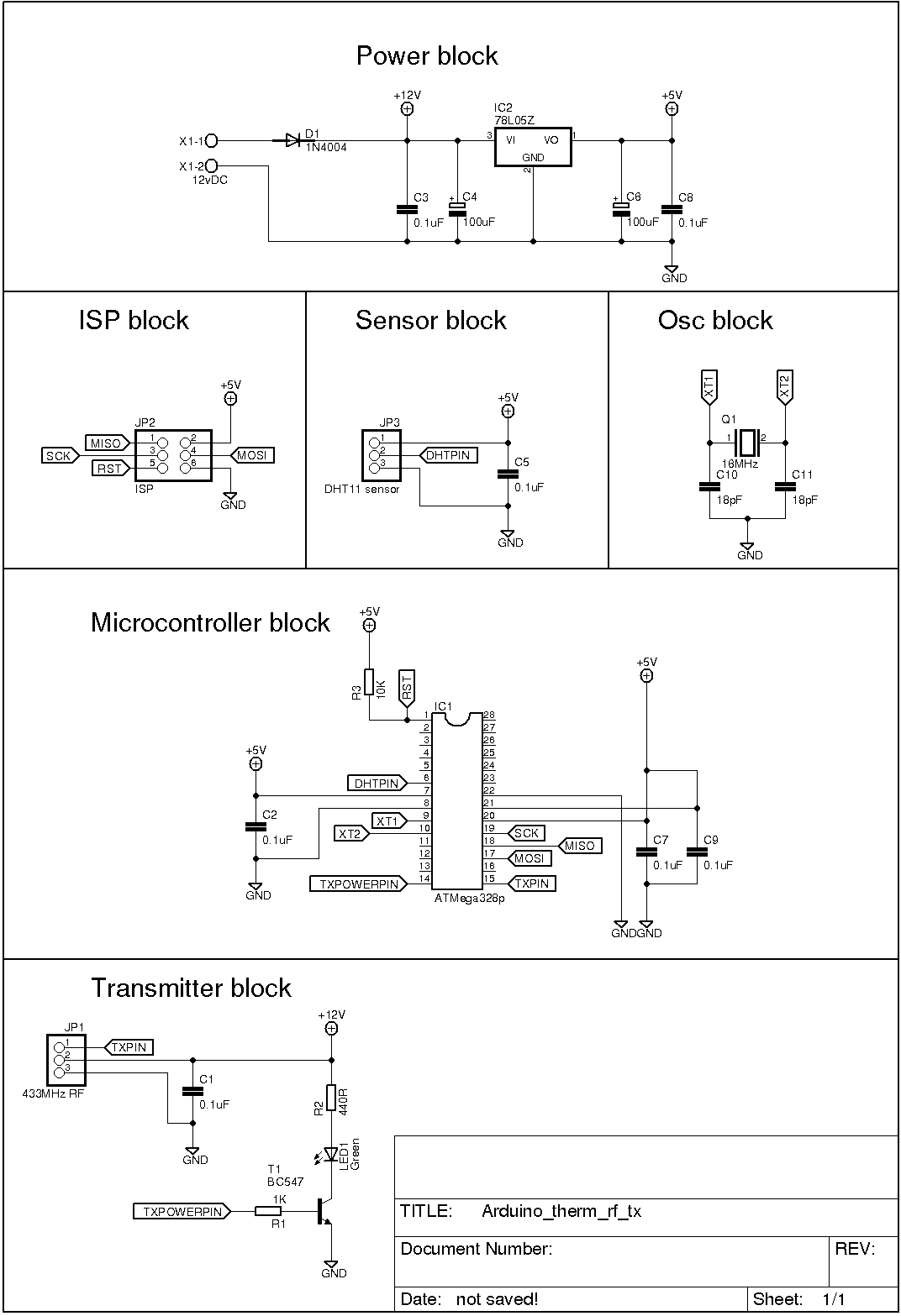 Make A Wireless Thermometer With Arduino Receiver Module 12 Volt Rf Transmitter Schematic Diagrams Click For Larger Image