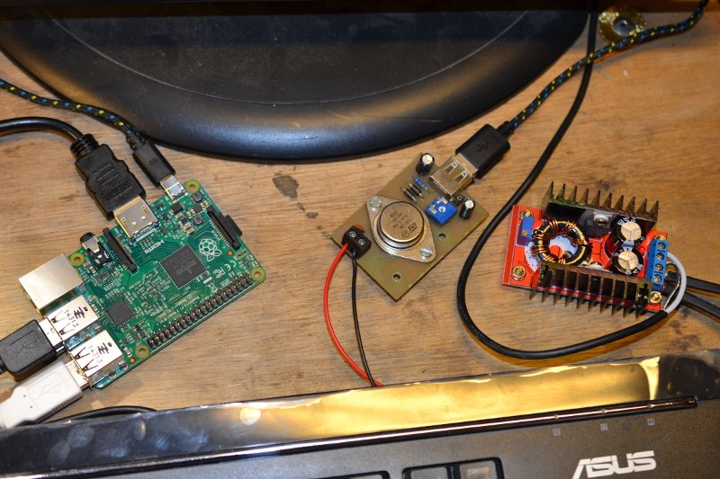 Make a GPS Navigation System for a Boat with a Raspberry Pi