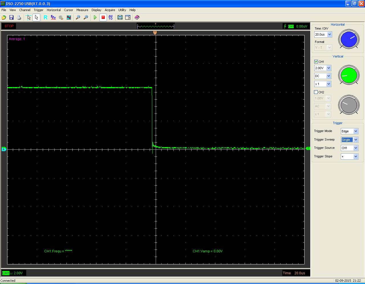 Switch Bounce And How To Deal With It 5v Current Limiting Circuit Composed Of Mic2951 Othercircuit Click On Images For Better Resolution The Screenshots Are From Clock Left Pin Held Low Pulse High