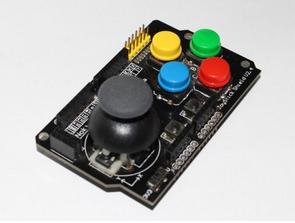 How to Use the Arduino Joystick Shield v2 4
