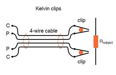 Kelvin (4-wire) Resistance Measurement | DC Metering ... on