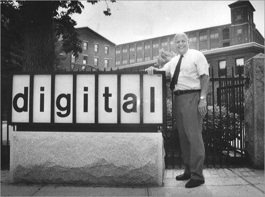History of the ISA: Digital Equipment Corporation