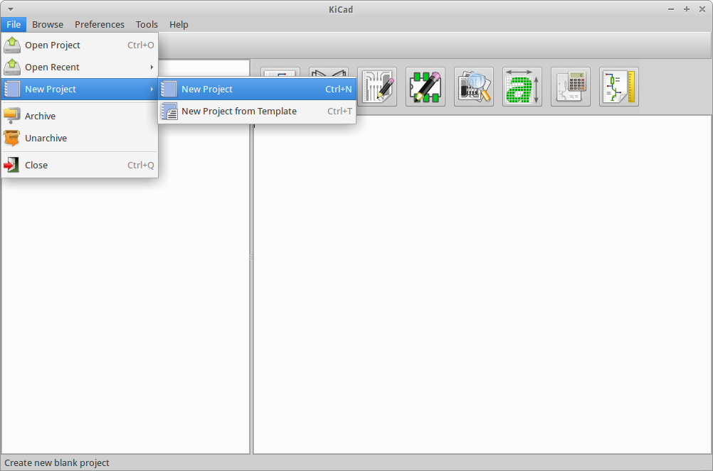 Introduction to KiCad on Ubuntu