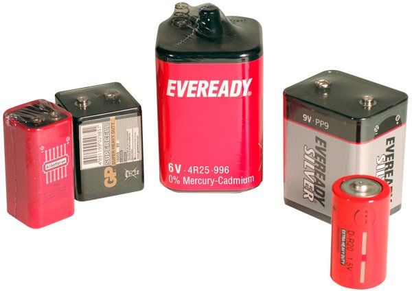 Zinc Carbon Battery : How to choose the best battery for your next project