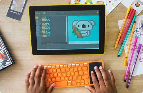 Engineering Computer Games For Kids