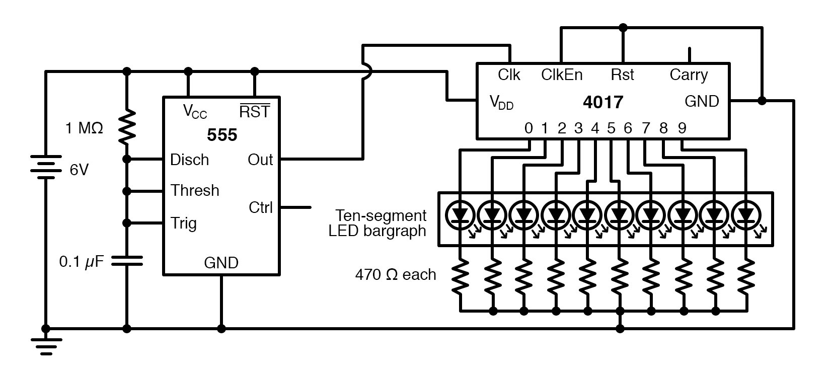 Led Sequencer