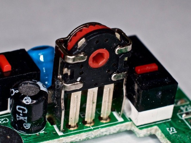 lingdu wireless mouse_encoder