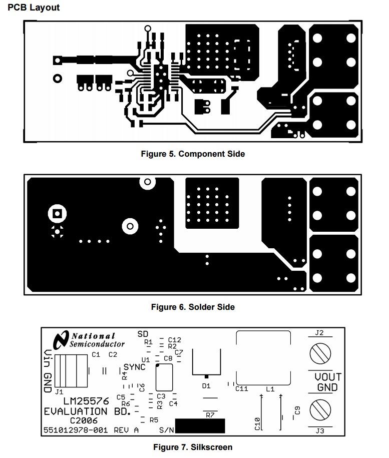 C-BISCUIT Power: 5V 3A Buck Regulator for Wandboard