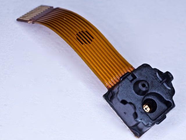 Logitech m570 sensor