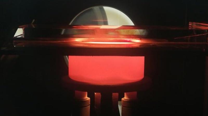 Machine used for metalorganic vapor-phase.