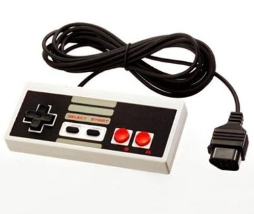 Nes Controller Interface With An Arduino Uno
