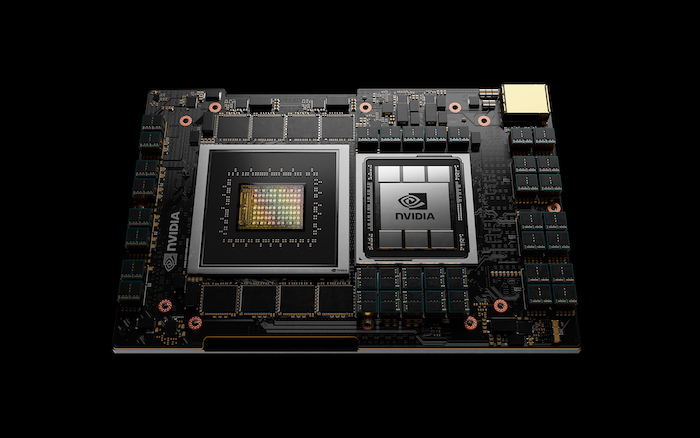 NVIDIA Grace is the company's first data center CPU.
