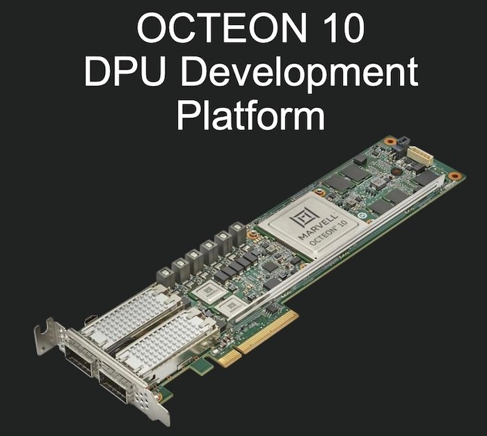 The OCTEON 10 DEV Platform will be available in Q4 2021.