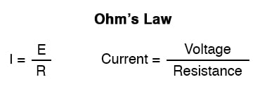 Ohm's Law (again!) | Electrical Safety | Electronics Textbook