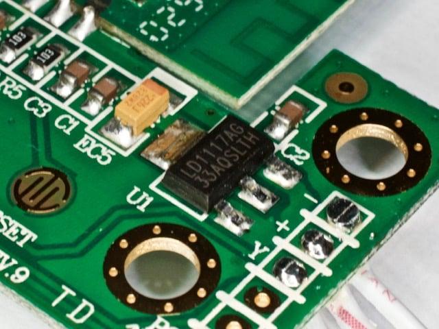 3.3v线性稳压器