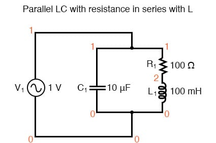 Resonance in Series-Parallel Circuits | Resonance | Electronics Textbook