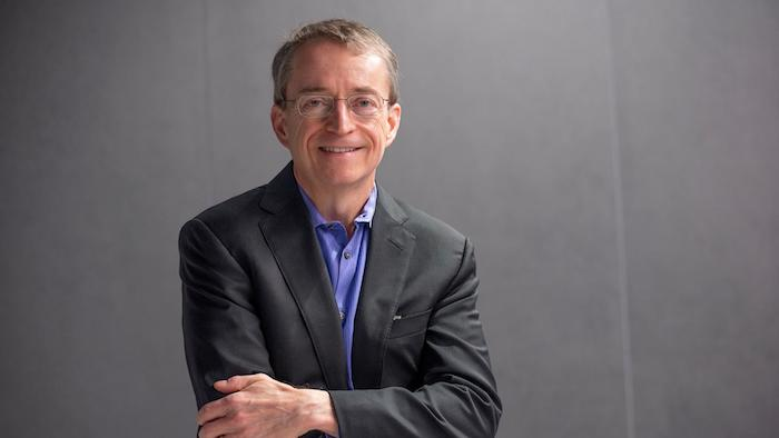 Pat Gelsinger, the new CEO of Intel.