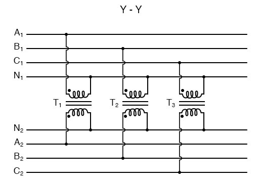 threephase transformer circuits  polyphase ac circuits