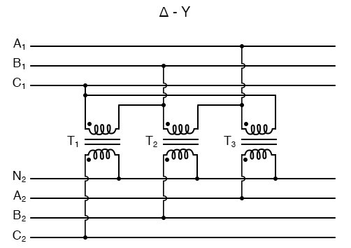 Three-phase Transformer Circuits | Polyphase AC Circuits
