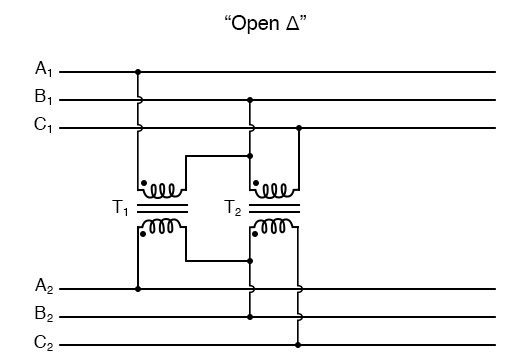 Three-phase Transformer Circuits | Polyphase AC Circuits ... on