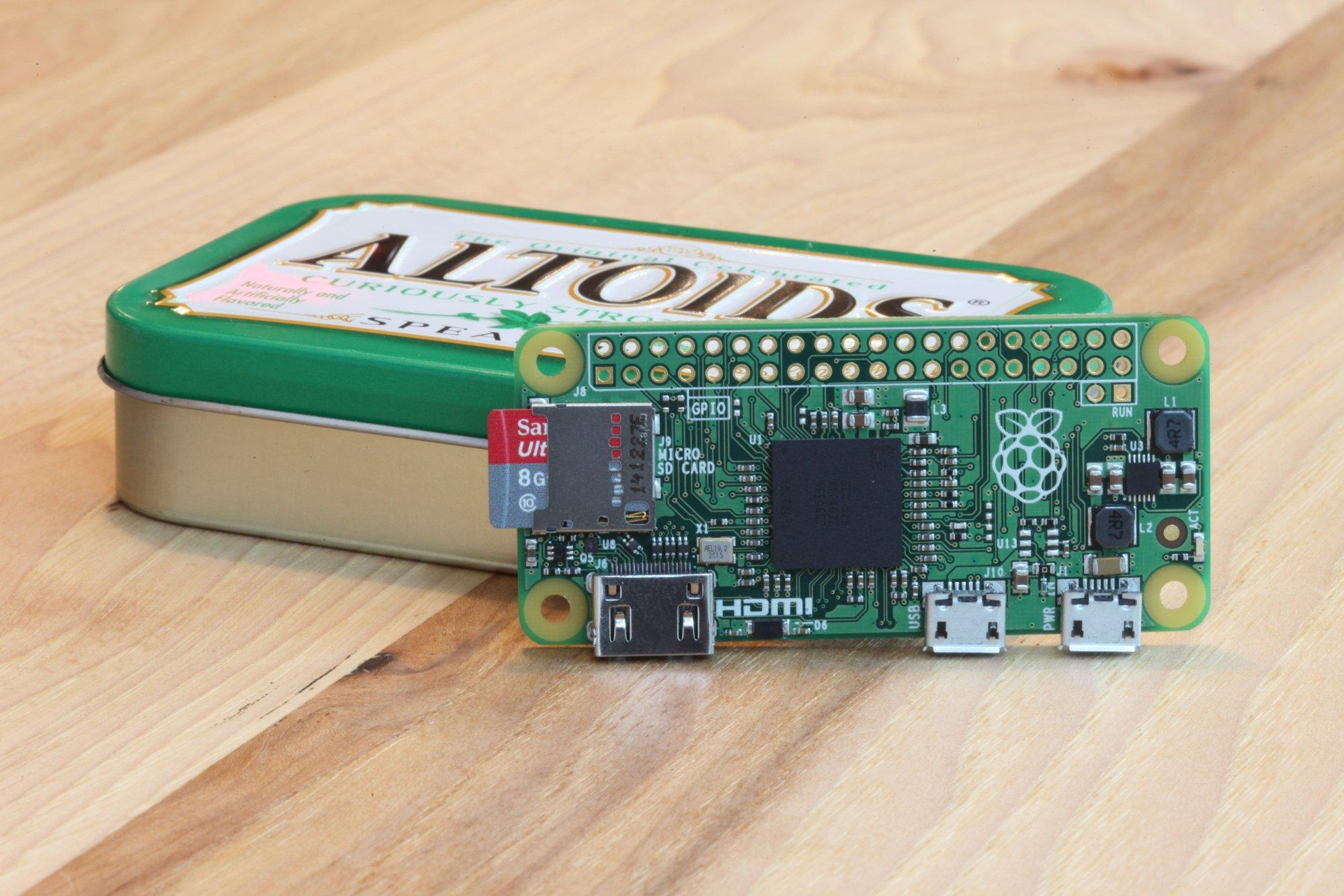 4 Reasons Why The Raspberry Pi Zero Is Winning At