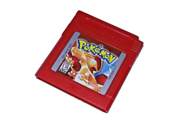 Pokemon Red!