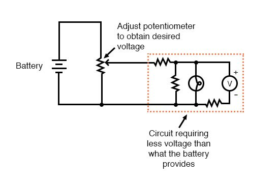voltage divider circuits divider circuits and kirchhoff\u0027s laws