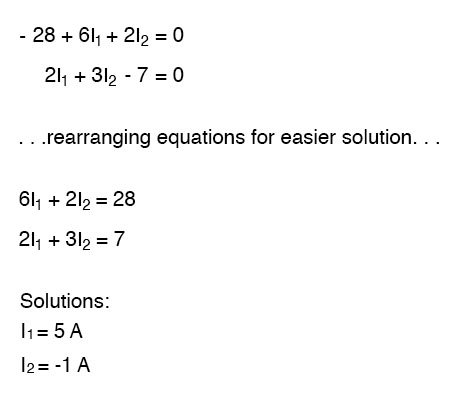 rearranging equations for easier solution