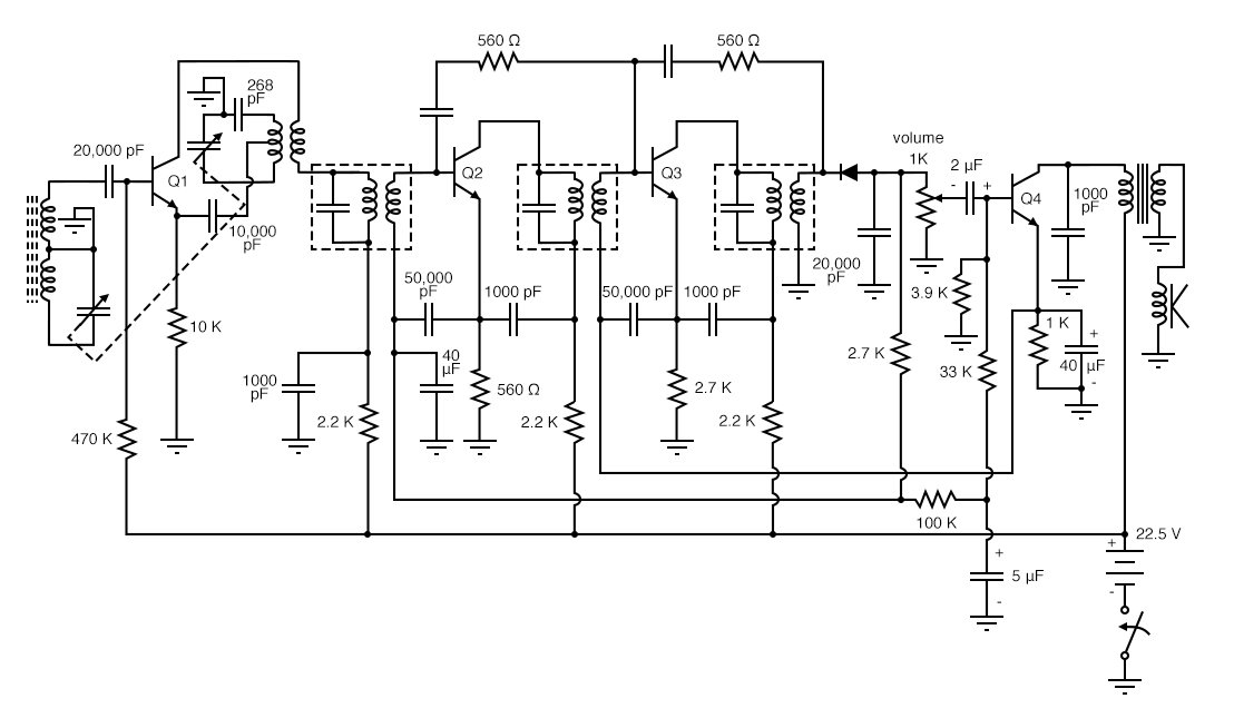 Radio Circuits | Practical Analog Semiconductor Circuits | Electronics  TextbookAll About Circuits