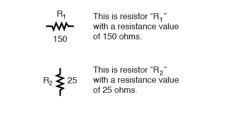 Remarkable Resistors Ohms Law Electronics Textbook Wiring Cloud Brecesaoduqqnet