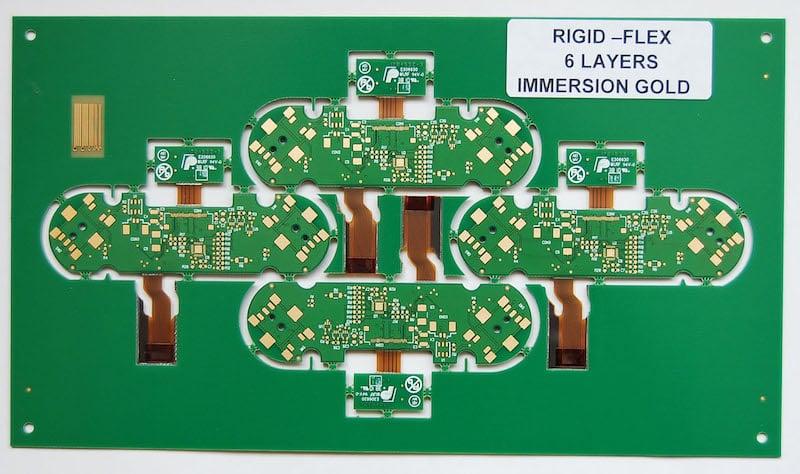 Rigid-Flex PCB design