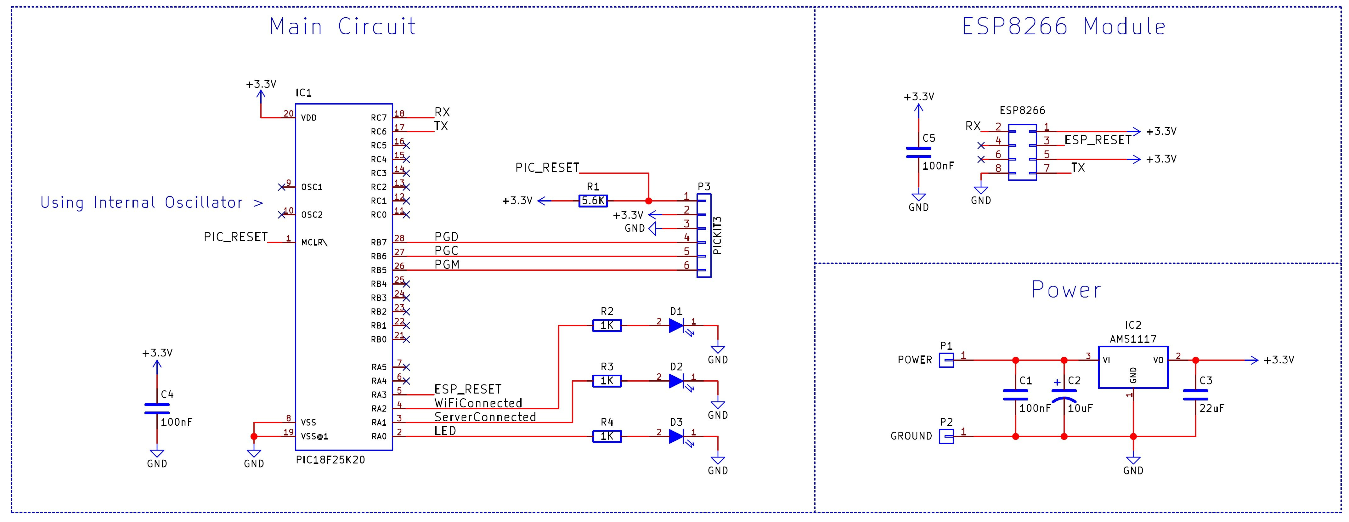 Testing A Custom Iot Framework By Controlling An Led Riot Realtime Trigger Creates Watchdog Digital Ics Content From Electronic Design The Schematic