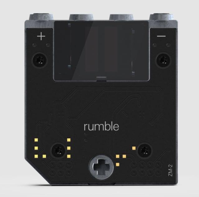 A Rumble module