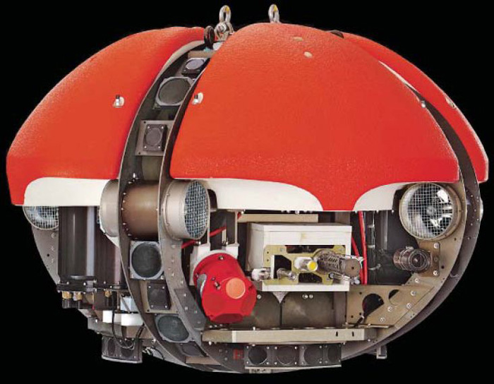 """Meet the Fleet of AUVs That Might Eventually Explore """"Oceans"""" on Other Planets"""