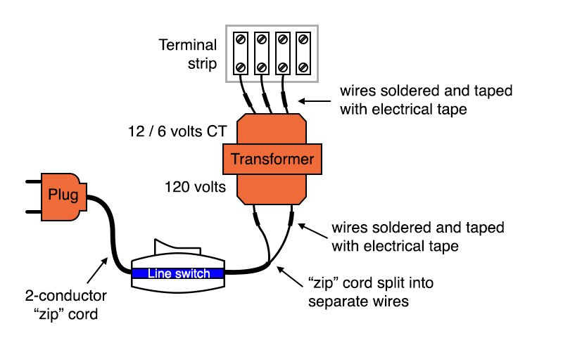 Transformer—Power Supply | AC Circuits | Electronics TextbookAll About Circuits