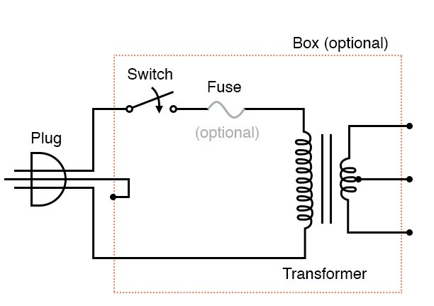 Transformer Power Supply Ac Circuits Electronics Textbook
