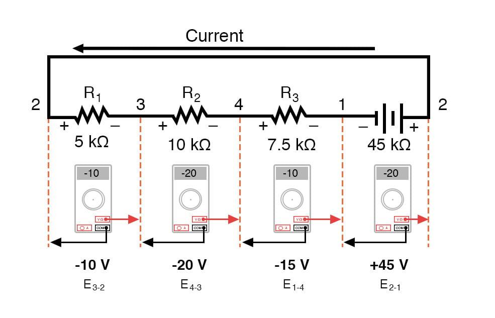 sample series circuit 1