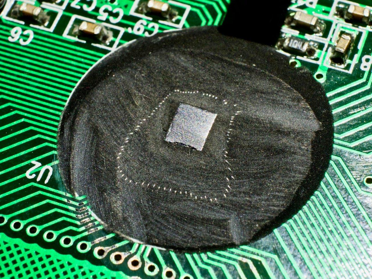 The LCD Die Package