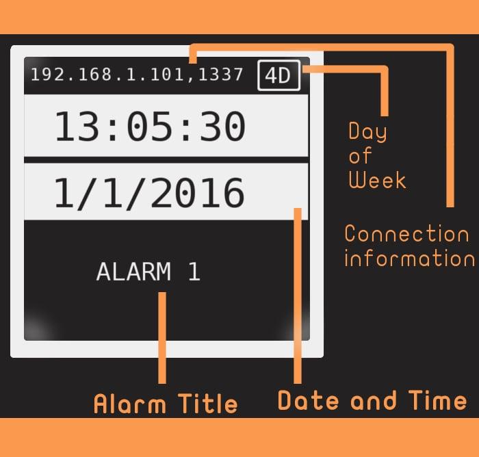 ESP Alarm: Make an IoT, Wi-Fi Enabled Alarm Clock with an ESP8266