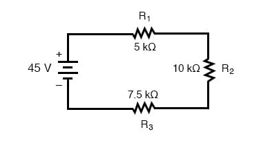 Incredible Voltage Divider Circuits Divider Circuits And Kirchhoffs Laws Wiring 101 Akebwellnesstrialsorg