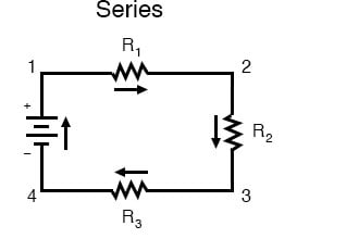 what are \u201cseries\u201d and \u201cparallel\u201d circuits? series and parallel Batteries in Series