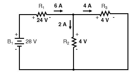 series parallel analysis circuit