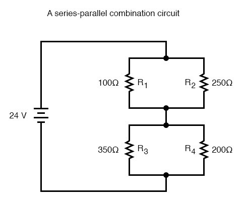 Enjoyable Analysis Techniques For Series Parallel Resistor Circuits Series Wiring Digital Resources Tziciprontobusorg
