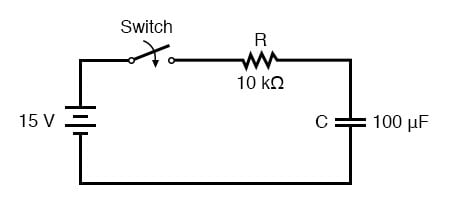 voltage and current calculations rc and l r time constantswith an inductance of 1 henry and a series resistance of 1 Ω, our time constant is equal to 1 second