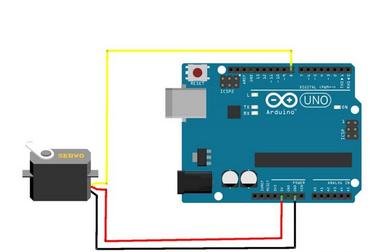 Servo Control with Arduino Through MATLAB