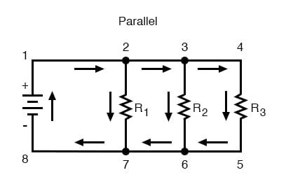 Fabulous What Is A Series Parallel Circuit Series Parallel Combination Wiring Digital Resources Aeocykbiperorg