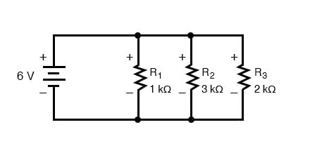 Superb Current Divider Circuits And The Current Divider Formula Divider Wiring 101 Akebwellnesstrialsorg
